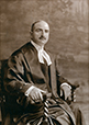 MP-1999.18.5.1 | Gustave Perrault in his robes, Quebec, QC, 1921? | Photograph | Montminy & Cie |  |