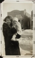 MP-1999.28.1 | Peggy-Jean wearing pussy boots, and her mother, Montreal, QC, 1928 | Photograph |  |  |