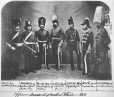 N-0000.187.3 | Officers commanding Montreal Volunteers, Montreal, QC, 1860 | Photograph | William Notman (1826-1891) |  |