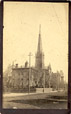 15898 | Cathedral of the Immaculate Conception and Bishop's Palace, Waterloo Street, Saint John, New Brunswick | Photograph | Charles F. Givan |  |