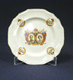 1943.21.3 | Royal Visit to Canada, 1939 | Plate | Alfred Meakin Ltd. |  |