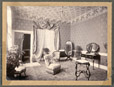 1947.40   Reception Room at tCaverhill Hall, Saint John, New Brunswick, for the Vice-regal Visit of the Duke and Duchess of York   Photograph   Harry F. Albright     