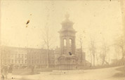 1951.42.5 | Loyalist Monument in King Square; Saint John, New Brunswick | Photograph | Charles F. Givan |  |