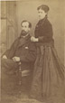 1989.13.11 | Margaret Forrest Gilchrist Drake and an Unidentified Man | Photograph | Woodburn & McClure |  |
