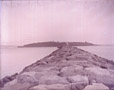 1989.181.15 | Partridge Island from Breakwater, Saint John, New Brunswick | Photograph | Frederick Doig, Canadian, 1875-1949 |  |