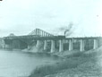 1990.1.76 | Railway Bridge, Saint John, New Brunswick | Photograph | Isaac Erb & Son, 1897-1938 |  |