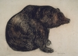 1992.14.27 | Bear | Drawing | Camille Roche |  |