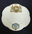 1992.2.36 | Imperial Army | Plate | Wileman & Company |  |