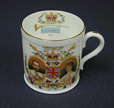 1992.2.47 | King George V Coronation | Mug | Wileman & Company |  |