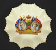 1992.2.68 | Couronnement du roi George V | Plat | John Aynsley & Sons Limited |  |