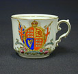 1992.2.72 | King Edward VIII Coronation | Cup | John Aynsley & Sons Limited |  |