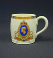 1992.2.75 | King Edward VIII Coronation | Mug | Myott, Son & Company |  |