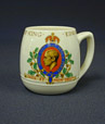 1992.2.76 | King Edward VIII Coronation | Mug | J. & G. Meakin Limited |  |