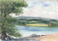 2003.19.2 | Landscape with Tree | Painting | Chad Valley Co. Ltd. |  |