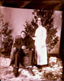 2003.33.16 | Harry Bulyea and Ida Belyea Jones in her Nursing Uniform | Photograph | Harry Bulyea, Canadian, born 1873 |  |