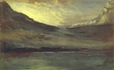 34045 | Mountain and Lake | Painting | John Hammond |  |