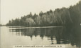 X13888 | Camp, Comfort Cove, Chipman, N.-B. | Carte postale |  |  |