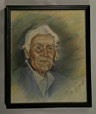 986.19.98 | Tulamook - Darcy, B.C. 112 years | Drawing | March A. C. Hurley |  |