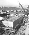 "27-1972 | Construction of the ""Vancouver Tug No. 57"" 