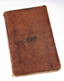 P070_A03.3.1 | Men's time book, Lachine Canal, 1821 | Booklet |  |  |