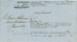 P075_C.414.2 | Bill of lading for goods shipped by Gibb &amp; Co. of Montreal to William Robinson in Hamilton | Document |  |  | 