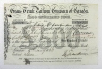 C095_K.03 | Grand Trunk Railway Company of Canada, £500 stock, 1863 | Certificate | Waterlow & Sons |  |