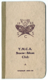 P163_C.03 | Programme of the Y.M.C.A. Snowshoe Club for the 1908-1909 season | Card |  |  | 