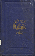 RB-0733   Canadian Ballads, and Occasional Verses, by Thomas D'Arcy McGee, 1858   Livre   Thomas D'Arcy McGee     