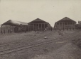 19640265000 | Alberta Railway & Coal Company's sheds at Dunmore Junction, North West Territories | Photograph | Steele & Wing's |  |