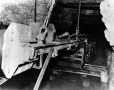 19752400113   Mining operations in Galt Mine No. 8   Photograph   The Lethbridge Herald     