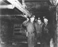 19752400114   Mining operations in Galt Mine No. 8   Photograph   The Lethbridge Herald     