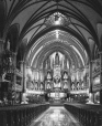 M2001.60.1 | Interior of Notre-Dame Church, Montreal, QC, 1999. After Notman (VIEW-1190) | Photograph | Andrzej Maciejewski |  |