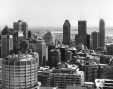 M2001.60.7 | Looking south from the lookout, Mount Royal Park, Montreal, QC, 2000. After Notman (VIEW-2396) | Photograph | Andrzej Maciejewski |  |
