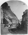 I-17502.1 | Champlain Street below the Citadel, Quebec City, QC, 1865 | Photograph | William Notman (1826-1891) |  |