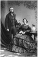 I-1786 | Frederick Lawford and Anne Shaw Low, Montreal, QC, 1861 | Photograph | William Notman (1826-1891) |  |