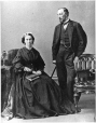 I-18049 | Mr. & Mrs. George Moffatt, Montreal, QC, 1865 | Photograph | William Notman (1826-1891) |  |