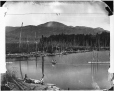 I-29001 | Vue du mont Orford et du lac Memphrémagog depuis le moulin, QC, 1867 | Photographie | William Notman (1826-1891) |  |