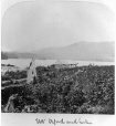 N-0000.94.4 | Mont Orford et lac Memphrémagog, QC, 1867 | Photographie | William Notman (1826-1891) |  |
