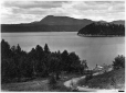 I-29056.A | Vue d'Owl's Head depuis Fern Hill, lac Memphrémagog, QC, 1867 | Photographie | William Notman (1826-1891) |  |