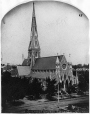 I-32441.1   Christ Church Cathedral, St. Catherine Street, Montreal, QC, 1868   Photograph   William Notman (1826-1891)     