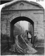 I-33951.1 | Hope Gate, Quebec City, QC, 1868 | Photograph | William Notman (1826-1891) |  |