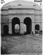 I-33954.1 | St. John's Gate, Quebec City, QC, 1868 | Photograph | William Notman (1826-1891) |  |