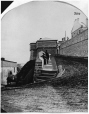 I-33960.1 | Hope Gate, outside the walls, Quebec City, QC, 1868 | Photograph | William Notman (1826-1891) |  |