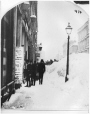 I-36260.1 | St. James Street in winter, Montreal, QC, 1868-69 | Photograph | William Notman (1826-1891) |  |