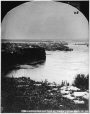 I-38052.1 | Looking up the Ottawa River from Parliament Buildings, Ottawa, ON, 1869 | Photograph | William Notman (1826-1891) |  |