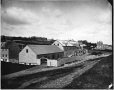 I-39067 | Navy Yard barracks, Halifax, NS, 1869 | Photograph | William Notman (1826-1891) |  |