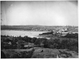 I-69904 | Victoria north north-east from Indian Mission Hill, BC, 1871 | Photograph | Benjamin F. Baltzly |  |