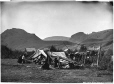 I-69927 | Aboriginal Encampment on the North Thompson River, BC, 1871 | Photograph | Benjamin F. Baltzly |  |