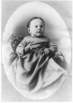 I-95594.1 | Mrs. Baltzly's baby, Montreal, QC, 1873 | Photograph | William Notman (1826-1891) |  |