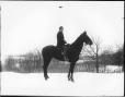 II-103397 | Mr. Chevalier à cheval, Montréal, QC, 1894 | Photographie | Wm. Notman & Son |  |